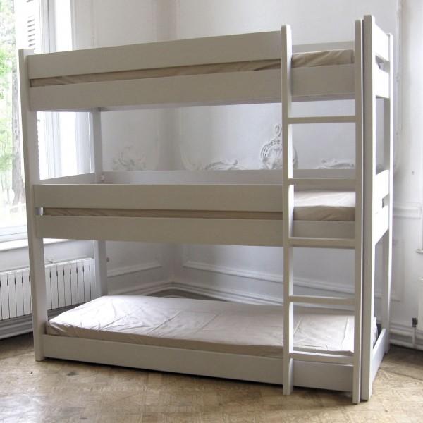 Inspiration Hand Made Bunk Beds